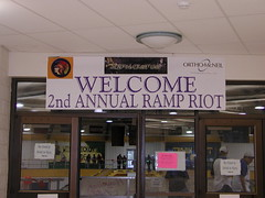 2001 Ramp Riot