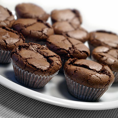 Brownie Cups (weggart) Tags: homemade muffincups bownies