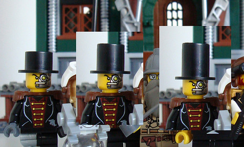 Stovepipe custom  minifig Hat Prototypes