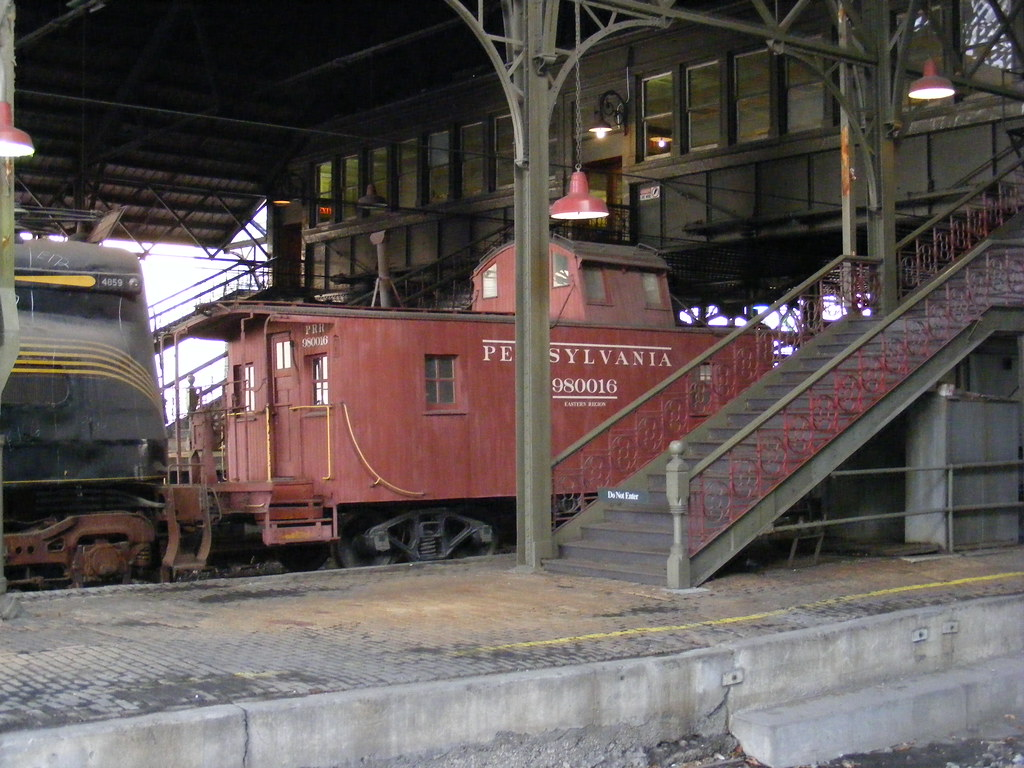 Wooden, Cupola Caboose
