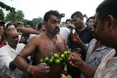 Thaipusam (Sim Eng Hiang) Tags: travel people festival religious places explore sarawak lime hook hindu kuching