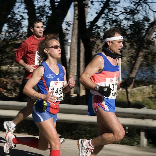 4ª Media Maraton de Latina - 2009