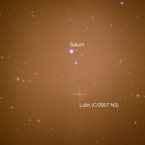 Comet Lulin (C/2007 N3)  (055/365)