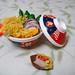 Dollhouse Miniature - Tempura Rice Bowl Set
