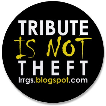 TRIBUTE is not THEFT