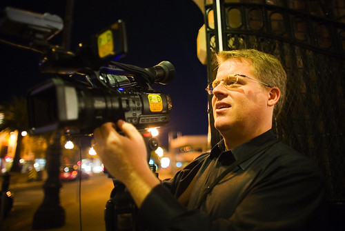 Scoble Shoots the Vloggies