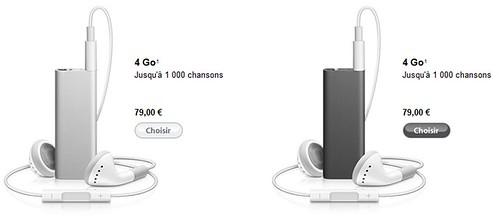 Apple iPod Shuffle precio