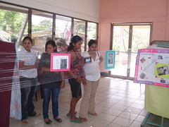 Presentación creativa: La ciudadania activa de las mujeres en la historia! (Fondo Centroamericano de Mujeres) Tags: soy feminista