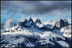 panoramic  view of Dolomiti - Andrea Rapisarda