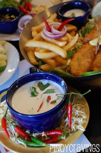 Malay Ko - Fish and Chips 2