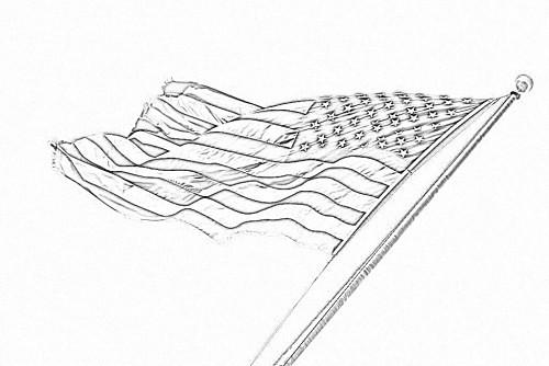 American Flag (Set)
