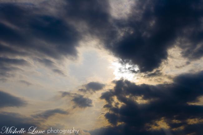 Sky Over Park