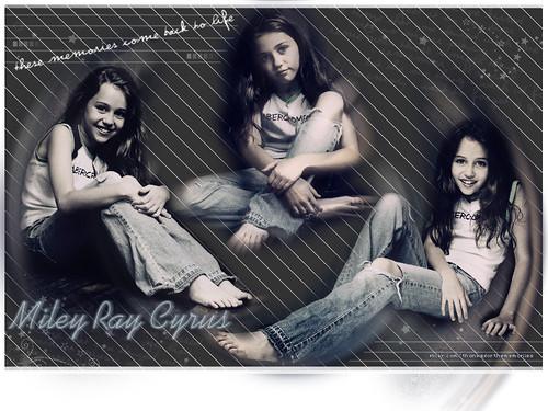 Destiny Hope Cyrus / Miley Ray Cyrus by makeadreeam.