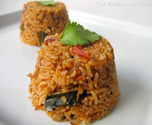 Tomato rice1