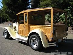1930 Ford Woody (Left Coast Classics & Exotics) Tags: ford for coast high sale quality woody retro classics rod phantom left 1930 woodie