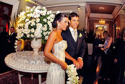 Casamento do Nilmar