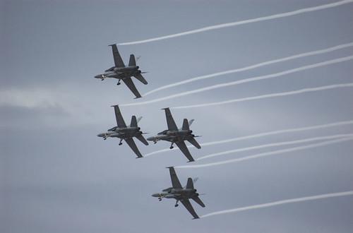 Avalon Airshow - FA-18 Hornet