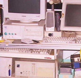 80386 & Pentium computers