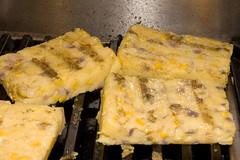 Polenta Grilling