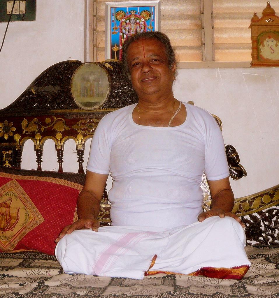 MA Narasimhan