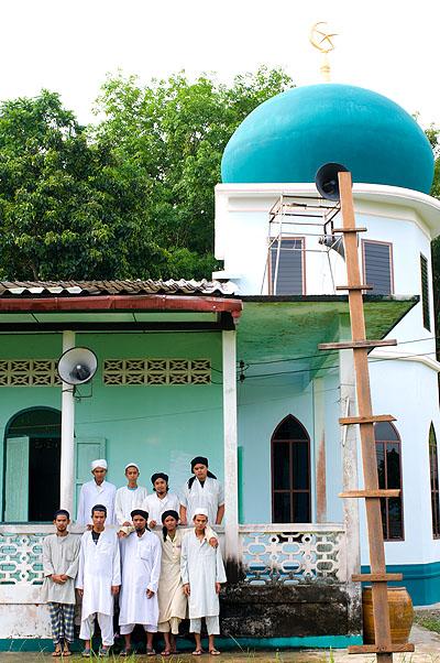 Muslim missionaries, Ko Yao Noi