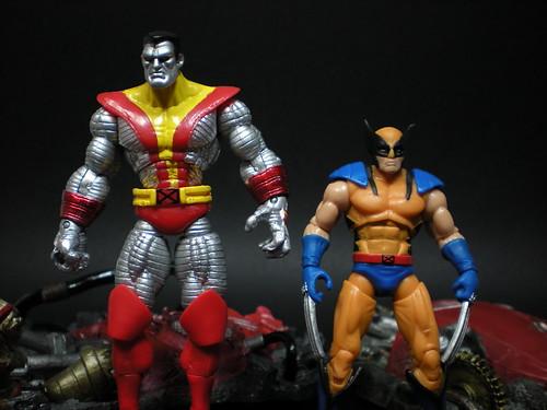 X-men Wolverine 475