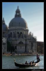 Santa Maria della Salute - Venezia (Ubierno) Tags: santa venice italy art canal europa europe italia arte maria salute venecia venezia góndola barroco salud barroc grancanal aplusphoto ubierno
