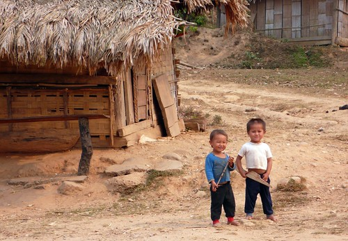 little troublemakers, laos