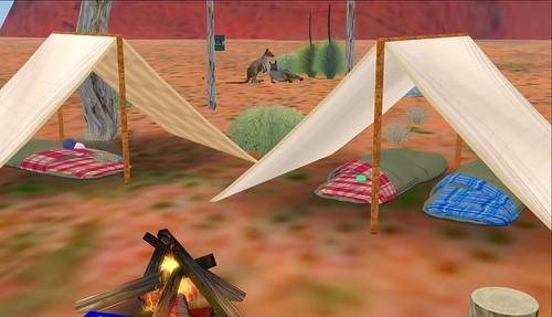 Aussie Camping