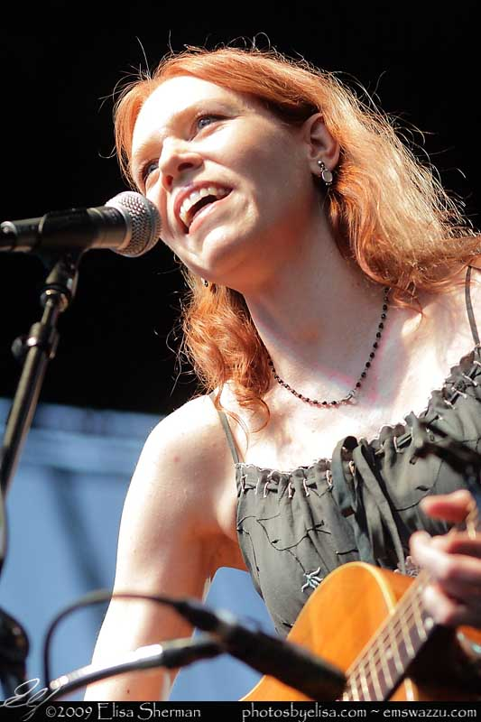 Gillian Welch by Elisa Sherman | emswazzu.com