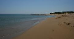 Beach near Katavia (George`) Tags: blue sea summer beach swimming swim greece rodos rhodes