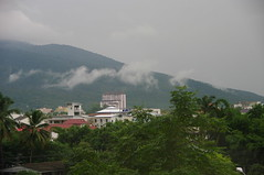 uitzicht op Doi Suthep in Chiang Mai (JANKUIT) Tags: chiangmai uitzicht doisuthep