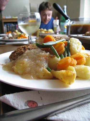 Sunday Roast, Vegan Style