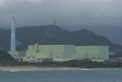 The Fourth Taiwan Nuclear Power Plant. Image by Flickr user Hao-Zhong Wang.