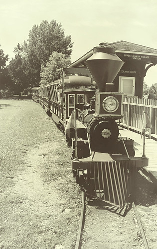 train at the station