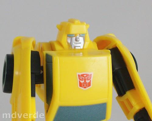 Transformers Bumblebee Universe Legend - modo robot