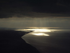 Blakeney Wots-the Point (John D F) Tags: sunset storm day olympus blakeney e510 blakeneypoint 2000ft johnfielding