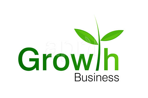 Growth Business logo
