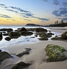 Nobbys Sunrise 2_0102 (Michael Dawes) Tags: ocean camera seascape beach sunrise seascapes country australia queensland towns 61 goldcoast phototype burleighheads nobbysbeach topshots longexposurephotography canon50d vertorama mytopshots canon24105mmf4ismusm platinumpeaceaward