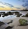 Nobbys Sunrise 2_0102 (Michael Dawes) Tags: ocean camera seascape beach sunrise seascapes country australia queensland towns 61 goldcoast phototype burleighheads nobbysbeach topshots longexposurephotography canon50d vertorama mytopshots canon24105mmf4ismusm platinumpeaceaward