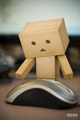 They call it mice... () Tags: cute project toy figure  365 lovely pvc   danbo     danboard