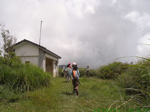 你拍攝的 26抵達磺嘴山避難小屋。