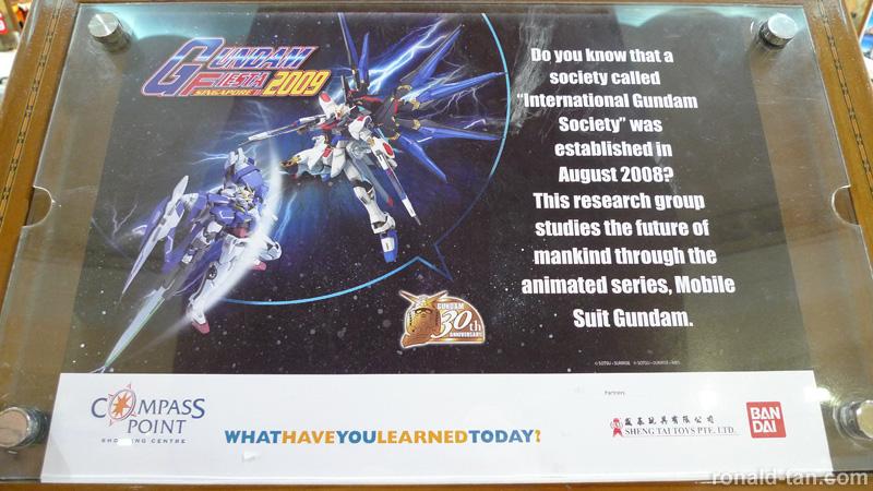 Gundam Fiesta Singapore 2009