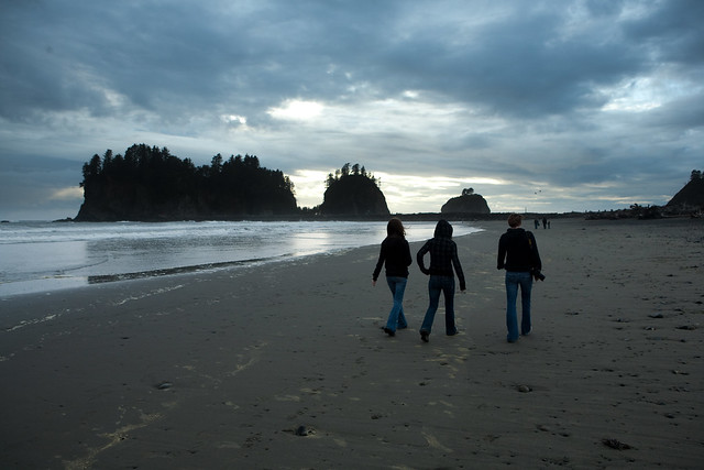 Walking La Push