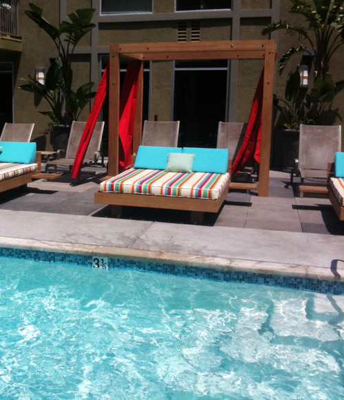Glo Apartments: Tomita Designs