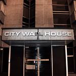 City Wall House