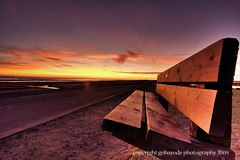 days of sunsets, enjoy! (gobayode photography...times) Tags: uk nightphotography england nature bench sunsets soe latesummer twilights britishweather sunsetcolours naturecolours septembersunshine twilightphotography beachbenches sunsetonbench twilightcolours