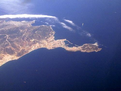 Vista Aérea Ceuta