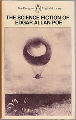 The Science Fiction of Edgar Allan Poe (TheMachineStops) Tags: book cover penguin penguinbooks eye strange science fiction scifi poe odilonredon sciencefiction paperback views1500