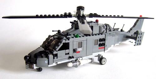 Lego Military Models September 2009